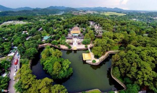 Xã Hương Thọ, nơi an nghỉ của 2 vua, 9 chúa triều Nguyễn
