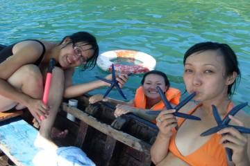 Đặt tour Cù Lao Chàm 1 ngày từ Đà Nẵng giá rẻ và uy tín nhất.