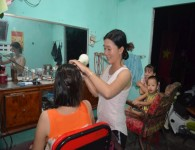 Điện đã về trên đảo Cù Lao Chàm