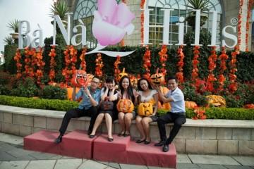 Tour ghép đi Bà Nà 1 ngày- Bao trọn gói 960k/1 khách
