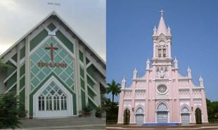 10 sự khác nhau giữa Đạo Công Giáo và Đạo Tin Lành