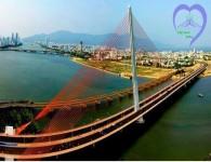 Lịch sử cây cầu Trần Thị Lý tại Đà Nẵng – Cánh buồm căng gió ra biển lớn