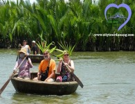 Tài liệu thuyết minh về Rừng Dừa Bảy Mẫu.