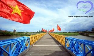 Tài liệu thuyết minh về sông Bến Hải – cầu Hiền Lương