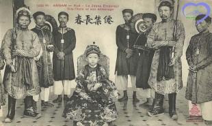 Những ngày cuối đời của vua Duy Tân