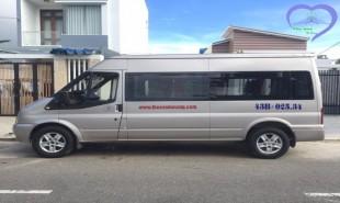 Thuê xe 16 chỗ ở Đà Nẵng giá rẻ và uy tín nhất.