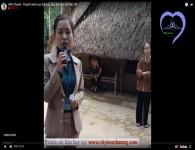 Video thuyết minh tại làng Sen quê nội Bác Hồ.