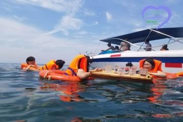 Tour du lịch ngắm san hô câu cá tại bán đảo Sơn Trà 1 ngày uy tín và giá rẻ