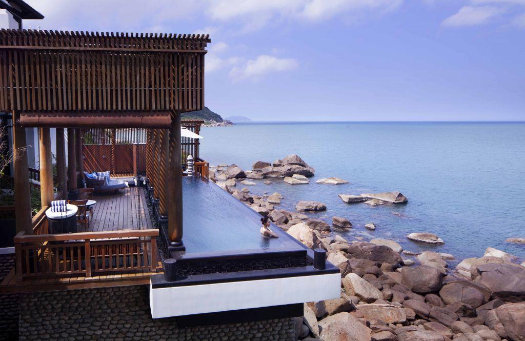 Khách sạn (resort) Intercontinental Đà Nẵng