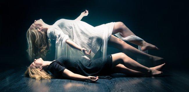 Toàn bộ quá trình đi đến âm gian sau khi con người chết đi.