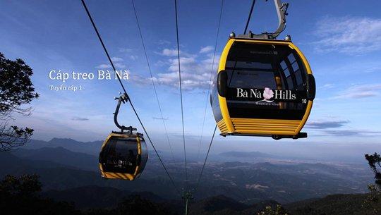 Tour Đà Nẵng đi Bà Nà Hills 1 ngày áp dụng từ 01/2019.