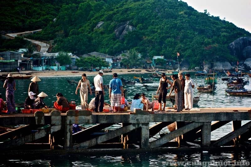 Tour Đà Nẵng đi Cù Lao Chàm 1 ngày