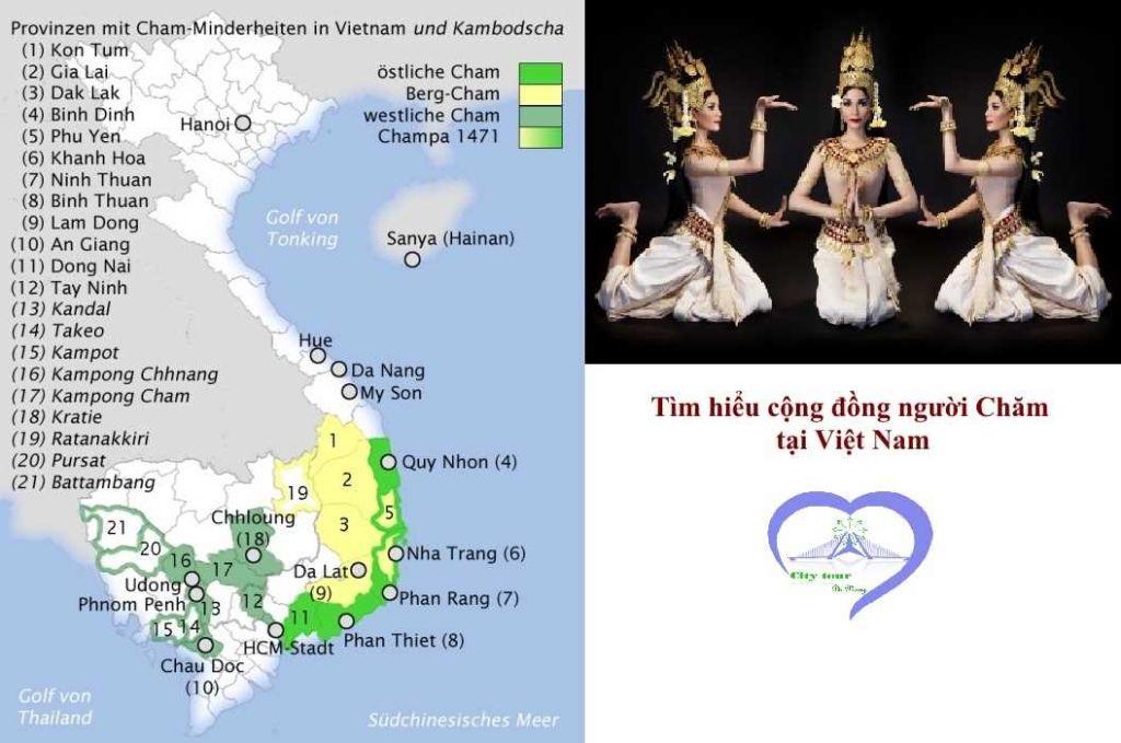 Tìm hiểu cộng đồng người Chăm tại Việt Nam