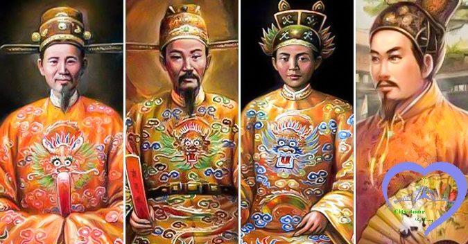 Ý nghĩa niên hiệu của 12 vị vua triều Nguyễn Việt Nam