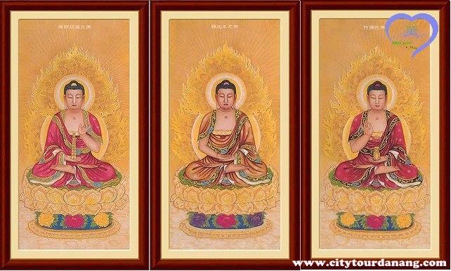 Tam thế Phật là ai và có ý nghĩa gì ?