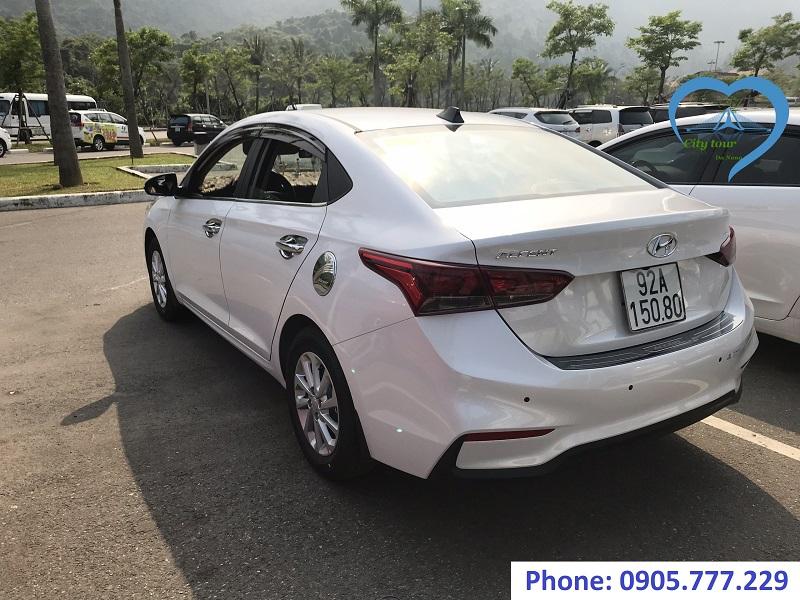 Cho thuê xe 4 chỗ ở Đà Nẵng giá rẻ và uy tín nhất.